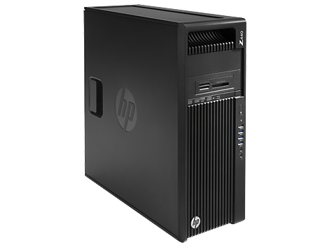 HP WorkStation/ Z240T ZH3.4 / Y3Y25EA /  Intel® Core™ i7-6700 with Intel HD Graphics 530 (3.4 GHz, up to 4 GHz with Intel Turbo Boost, 8 MB cache, 4 cores)/ 256G/ W10 Pro 64 WS