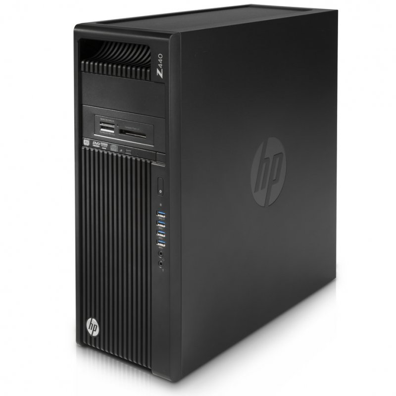 HP WorkStation Z440/ Y3Y37EA/Intel® Xeon® E5-1620 v4 (3.5 GHz, 10 MB cache, 4 cores, Intel®)/ 16 GB DDR4-2400 registered SDRAM (2 x 8 GB)/256 GB SATA SSD/ W10 Pro 64 WS