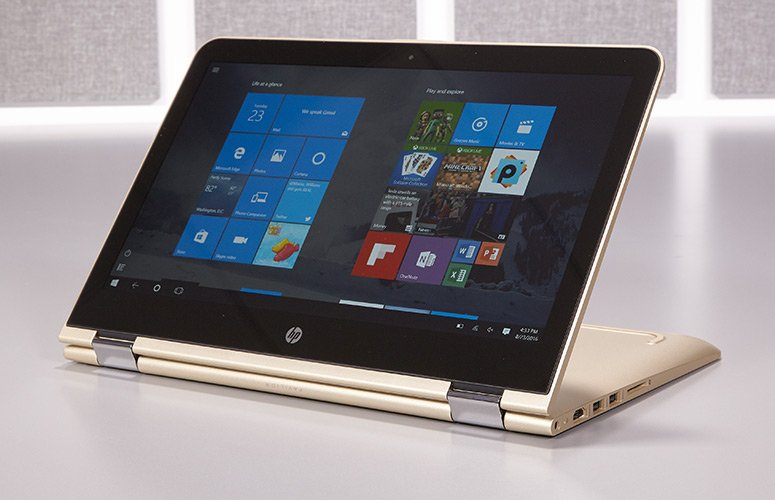 HP Pavilion x360  2-in-1 Gold