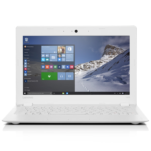 Lenovo 100S-11IBY, intel Atom Z3735F UP TO 1.83 Ghz, Ram 2 gb, ssd 32 gb, 11.6 HD LED, Intel HD Graphic up to 1Gb