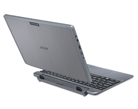 Acer One 10 S1003-100H  2-in-1 Laptop - Intel Atom x5-Z8350, 10.1 Inch Touchscreen, 32GB, 2GB RAM, Windows 10 Home, En