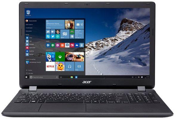 Acer Aspire ES 15 ( ES1-572-31KW )Intel Core i3-6100U, 4GB DDR3L, 15, 15.6