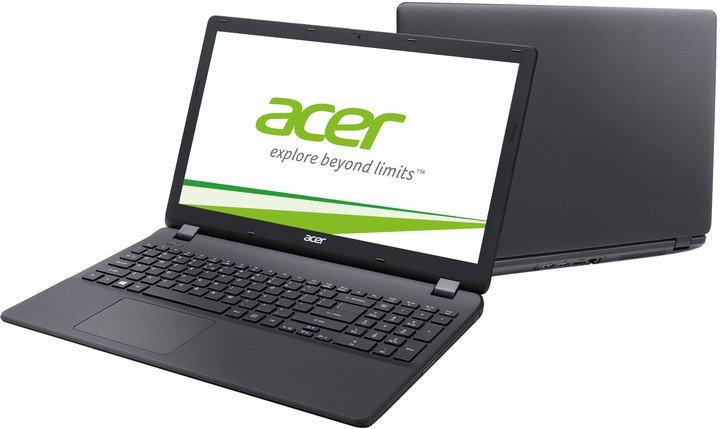 Acer Aspire EX2519-C298 Intel Celeron N3060 1,60 up to 2,48 GHz, RAM 4GB, HDD 500GB, DVD-RW, 15,6
