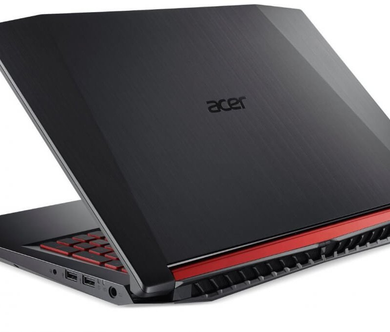 Acer NITRO 5 AN515-51-77AB (Intel® Core™ i7-7700HQ/ DDR4 16 GB/ NVIDIA® GeForce® GTX1050Ti 4 GB/ SSD 256 GB/ HDD 1 TB/ IPS LED FHD 15.6-inch/ Wi-Fi/ Win10)