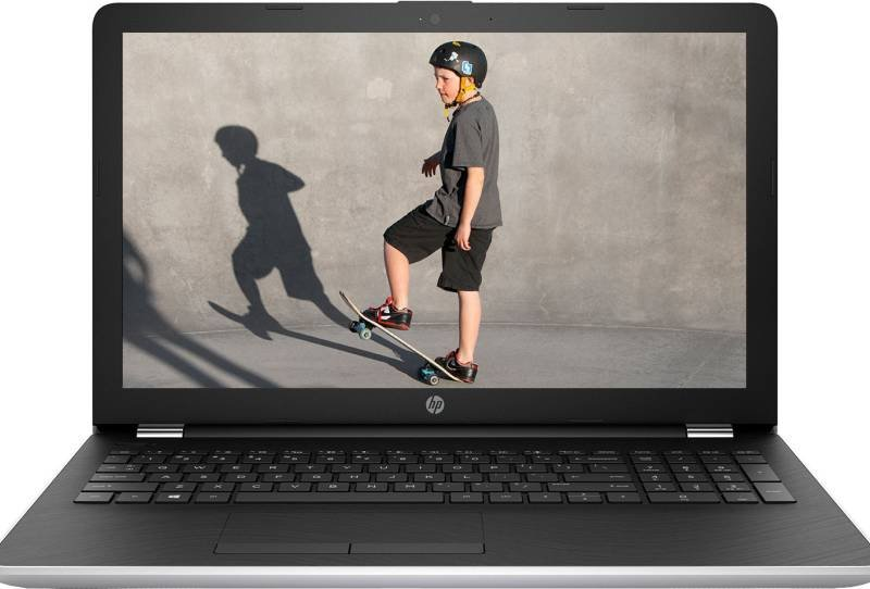 HP 15-bsIntel Core i7-7500U 2.7GHz, 8GB RAM, 1TB HDD, VGA 2GB  ATI Radeon 530, 15.6  HD LED, WiFi+Bluetooth, Color Natural  Silver, FreeDos