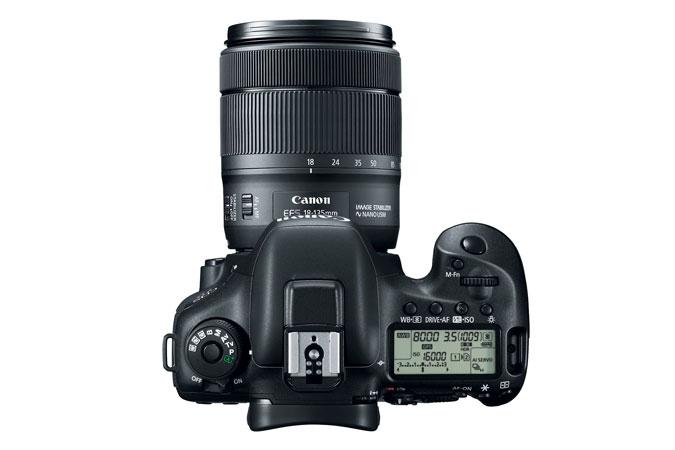 Canon EOS 7D Mark II EF-S 18-135mm