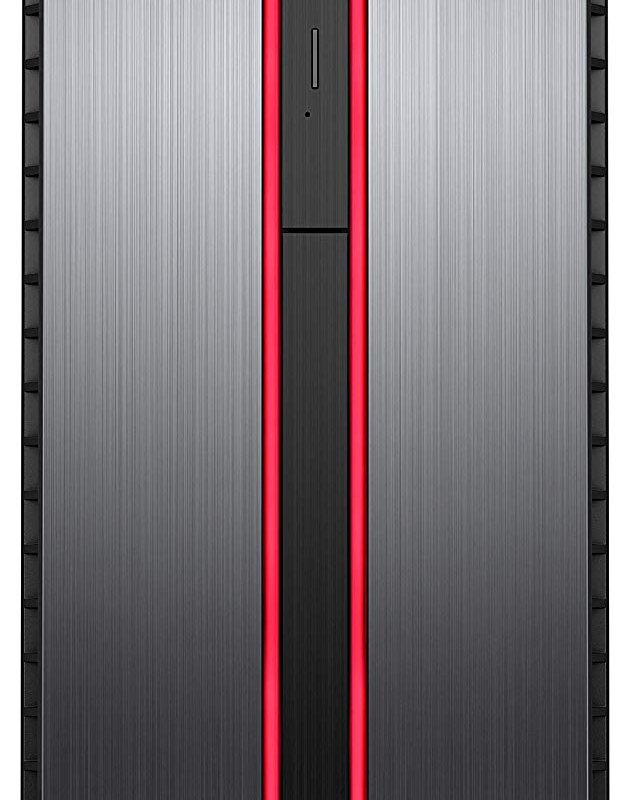 HP Omen 870-213w Desktop PC  Intel Core i7-7700, NVDIA GEFORCE GTX 1070 (8GB), Ram 16 GB,  SSD 256GB, HDD 1TB,  Windows 10