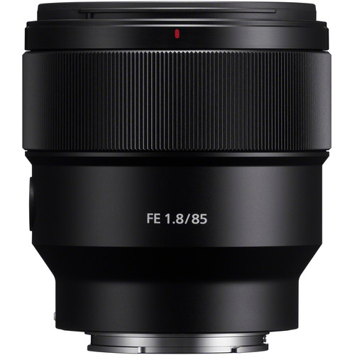 Sony FE 85mm f/1.8 Lens