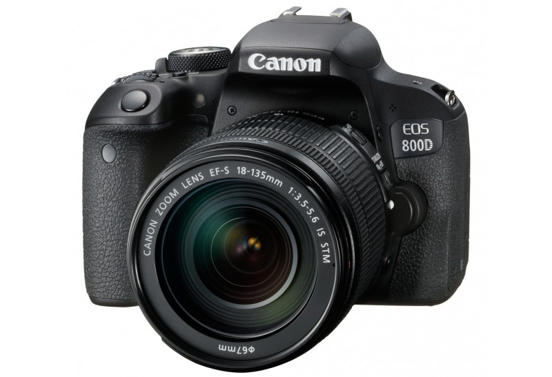 Canon EOS 800D kit 18-135mm STM