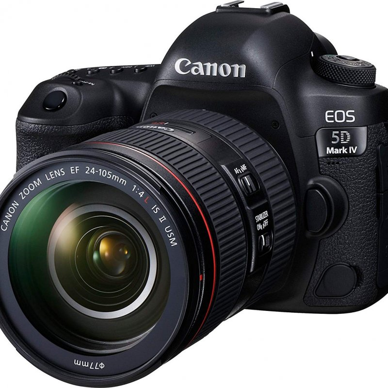 Canon EOS 5D Mark IV kit 24-105mm f/4L IS II USM Lens