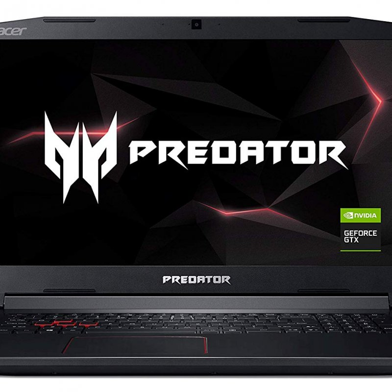 Acer Predator Helios 300 Gaming Laptop, Intel Core i7-8750H, NVIDIA GeForce GTX 1060- 6GB ,  17.3