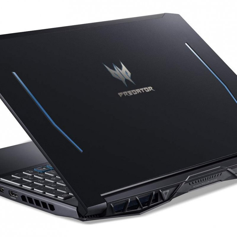 Acer Predator Helios 300 Gaming Laptop PC, Intel i7-9750H, NVIDIA GeForce GTX 1660 Ti 6GB,  Ram 16GB DDR4, 256GB PCIe NVMe SSD, 15.6