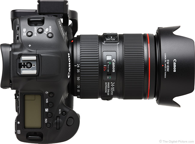Canon 24-105 F4 L  IS II USM