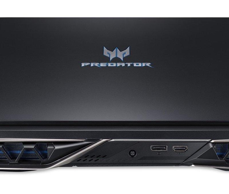 Acer Predator Helios 500 Intel Core i9-8950HK Six-Core 5.0GHz Ram 16GB DDR4 2666MHz (Max64) 512GB NVMe SSD HDD  2TB   NVIDIA GeForce GTX 1070 (8GB) 17.3
