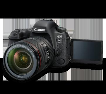 Canon EOS 6D mark II kit 24-105 f4L IS II USM