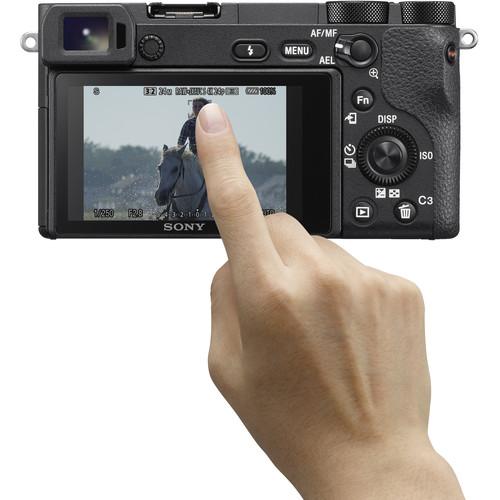 Sony A6500 kit 18-135mm Lens