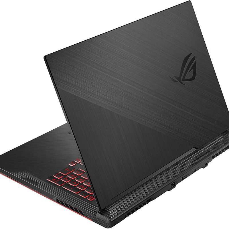 Asus ROG Strix GL731GT-RB73 (2019) Gaming Laptop, Intel Core i7-9750h Hexa-Core processor NVIDIA GeForce GTX 1650-4 gb 16GB DDR4,  SSD 512 GB,  RGB KB,  17.3 FHD, Windows 10 Home
