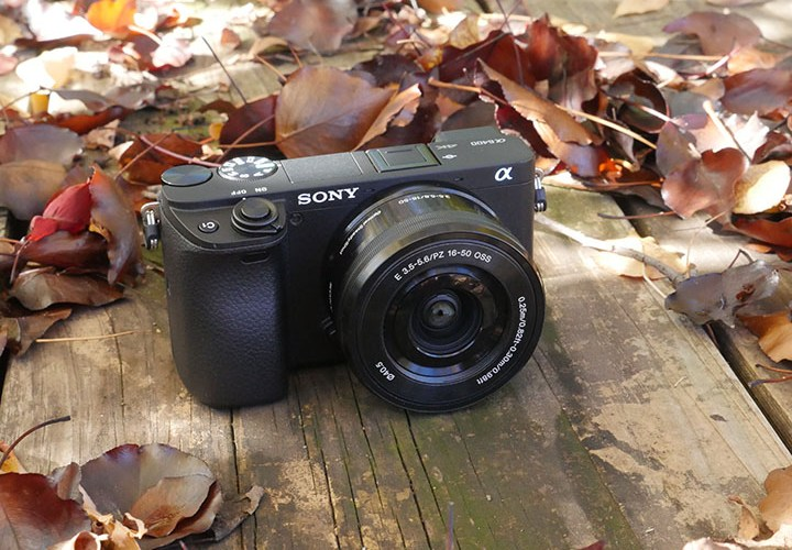 Sony Alpha a6400 Body
