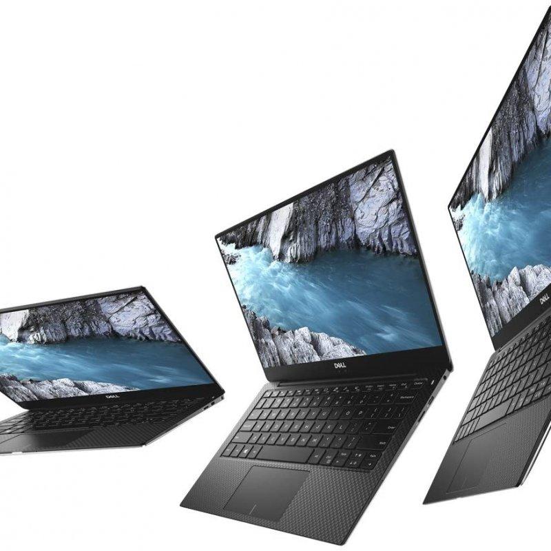 Dell XPS 9370 Core i7-8550U Ram 16gb SSD 512 GB 13.3 Full Hd Sharp Win 10