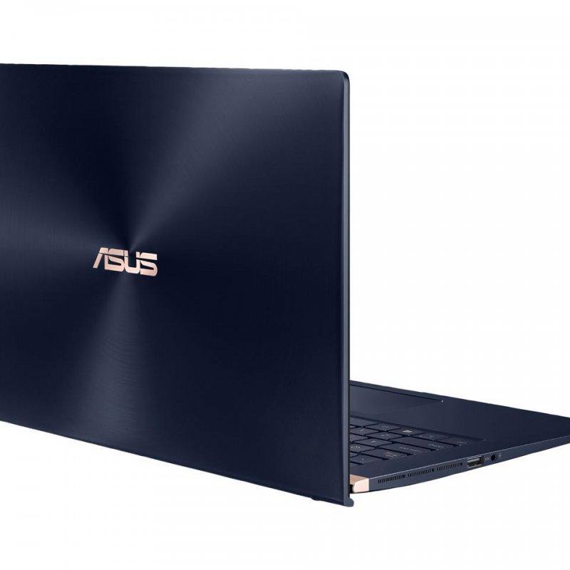 Asus Zenbook UX 533 FN , Core i5-8265U (1.6 GHz Turbo 3.4 GHZ) NVIDIA GeForce MX150- 2 GB SSD 512 GB Ram 8 gb 15,6 Full HD IPS Win 10