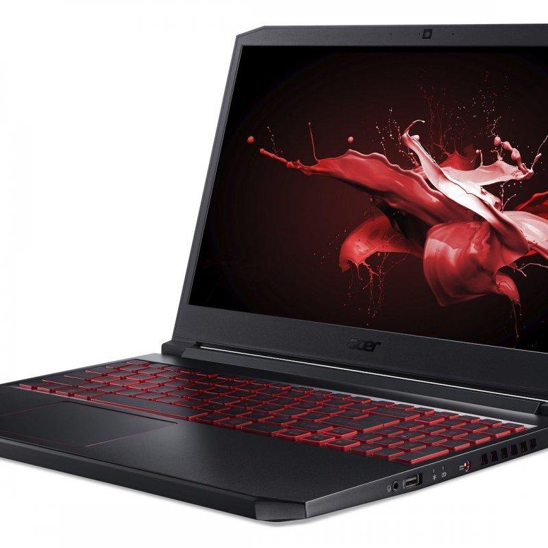 Acer Nitro 7 AN715-51-796C Intel® Core™ i7-9750H processor 15.6Full HD IPS slim bezel LSD (1920 x1080) NVIDIA® GeForce® GTX 1650 with 4 GB of dedicated GDDR5  SSD 512GB  8GB of DDR4 Memory Windows 10 Home 64-bit