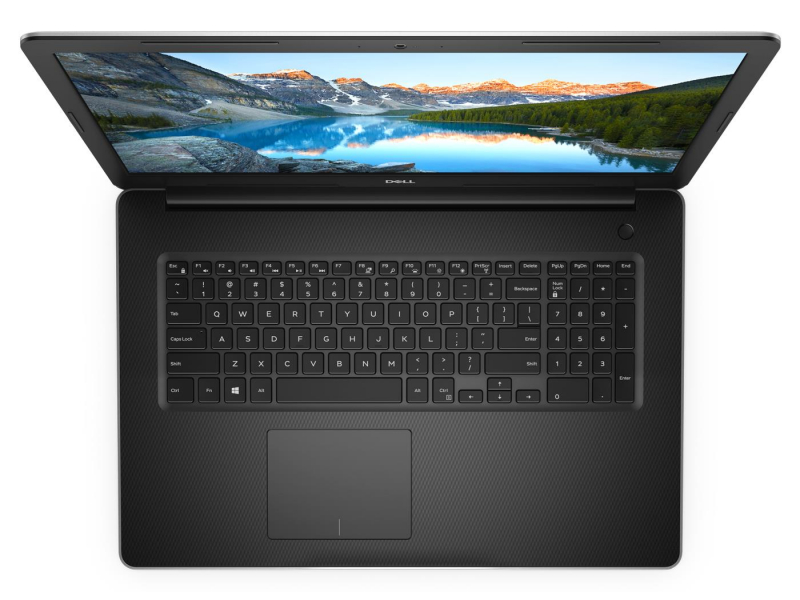 Dell Inspirion 17 3000-3793,  Intel Core i7-1065G, Ram 8 gb, HDD 2 TB,  Win 10