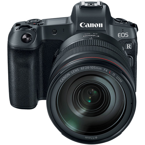 Canon EOS R kit RF 24-105mm f4L IS USM