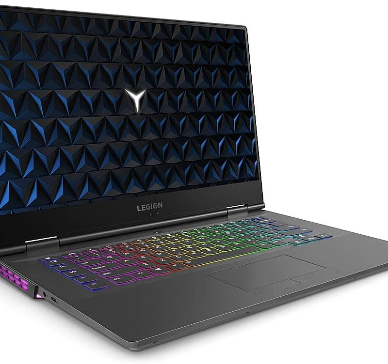 Lenovo Legion Y740-15 IRHg Gaming Laptop,  Intel Core i7-9750H, Nvdia Geforce  RTX 2070-8GB, HDD 1TB+ SSD 256GB, Ram 16gb, 15.6 FHD IPS, Win 10