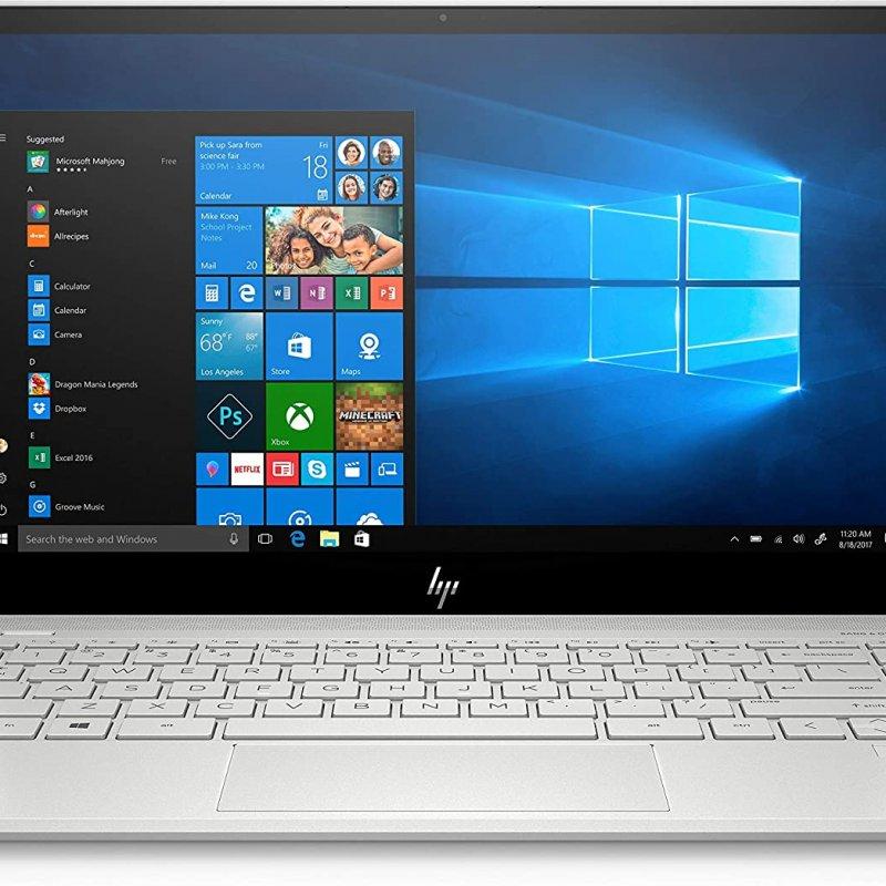 Hp ENVY Laptop 13-aq0011ms İntel core i5 -8265U Ram 8gb SSD 256GB Win 10