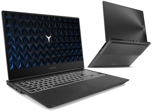Lenovo Legion Y540-17IRH, Intel Core I7-9750H, Nvdia Geforce GTX 1650-4B, Ram 16gb, HDD 1TB, SSD 256GB, 17,3 FHD IPS,