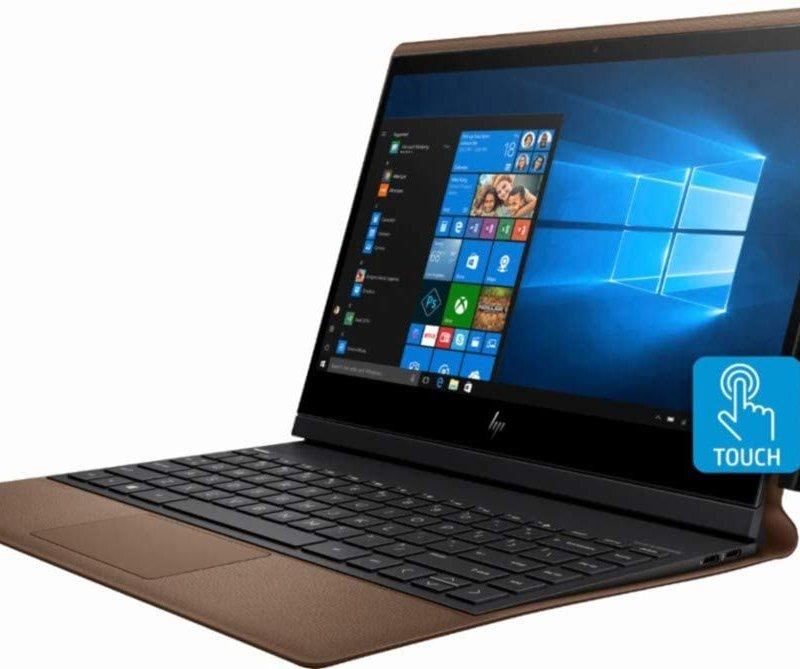 HP Spectre Folio Convertible 2-in-1 Laptop (13-ak0013dx) Intel Core i7-8500Y Ram 8 GB SSD 256 GB 13.3