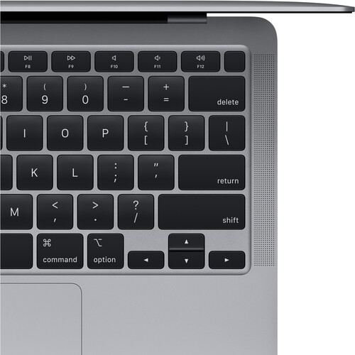 Apple MacBook Air Apple M1 chip (MGN63LL/A) Processor Apple M1, Battery Life 18 hours, MacOS Big Sur 11.00 Ram 8GB, SSD 256GB, 13.3 Retina (2560x1600) Space Gray Latest Model