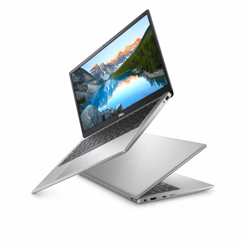 Dell Inspiron 5391 Silver, Intel Core i5-10210U, Ram 8 gb, SSD 256 GB, 13.3 Full HD Display with Webcam, Win 10.