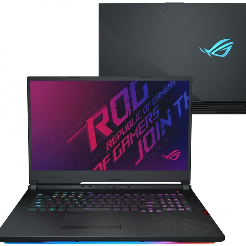 Asus ROG Gaming Laptop G512LU-RS74, Intel Core i7-10750H, NVIDIA GeForce GTX 1660 Ti-6GB, SSD 512GB, Ram 16GB, 15.6 FHD WV Win 10.