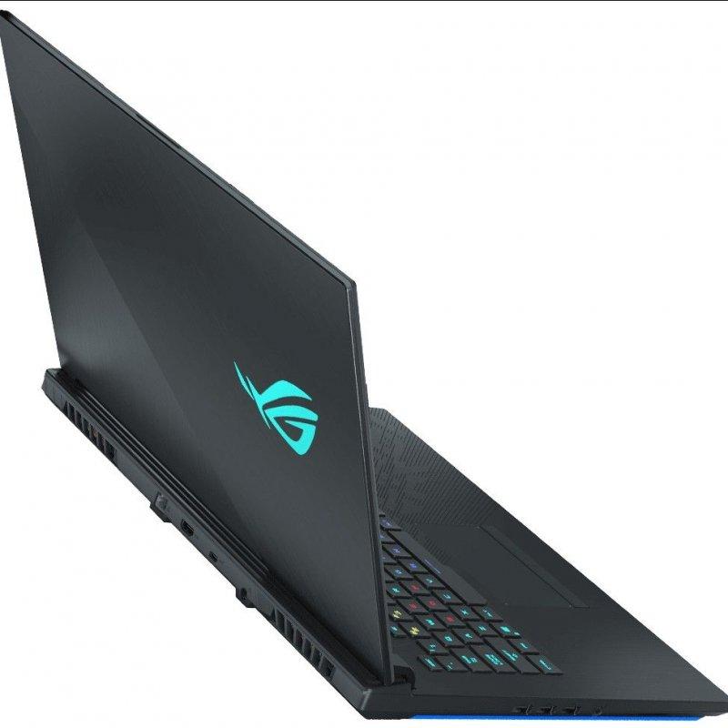 Asus ROG Gaming Laptop G512LU-RS74, Intel Core i7-10750H, NVIDIA GeForce GTX 1660 Ti-6GB, SSD 512GB, Ram 16GB, 15.6 FHD WV Win 10.