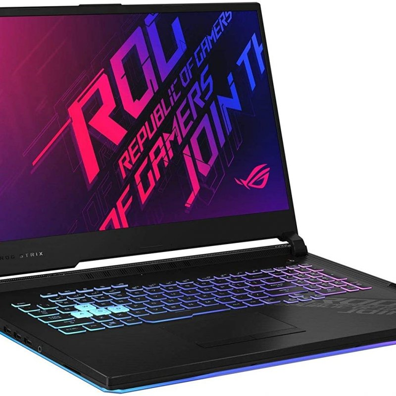 Asus G712LU-RS73 Intel Core i7-10750H, Nvdia Geforce GTX 1660-6GB, 17.3 FHD WV, Ram 16gb, SSD 512GB, Windows 10