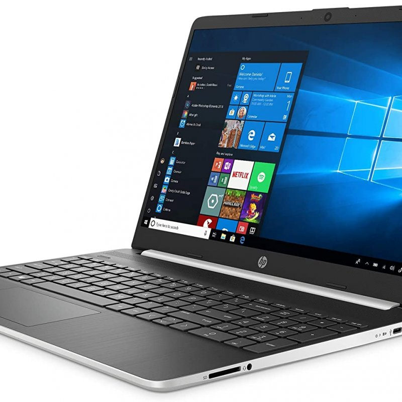 HP 15-dy1751ms Touch Screen,  Intel Core i5-1035G1, Ram  8GB DDR4 Memory, SSD 512GB, 15.6 Touch Screen, Windows 10
