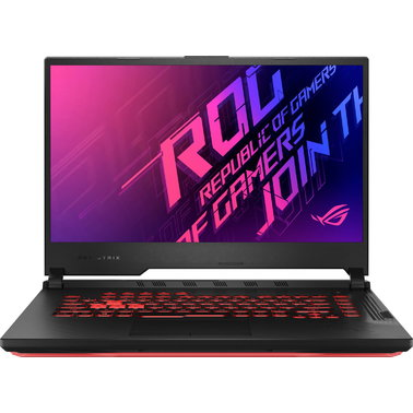 ASUS ROG Gaming Laptop (G512LI-SS74) Intel Core i7-10750H/BGA, Ram 16gb, SSD 512GB, Nvdia Geforce GTX 1650 TI  4gb, 15.6 FHD, Win 10,