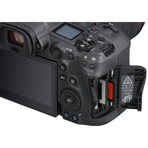 Canon EOS R5 Mirrorless Digital Camera (Body Only)