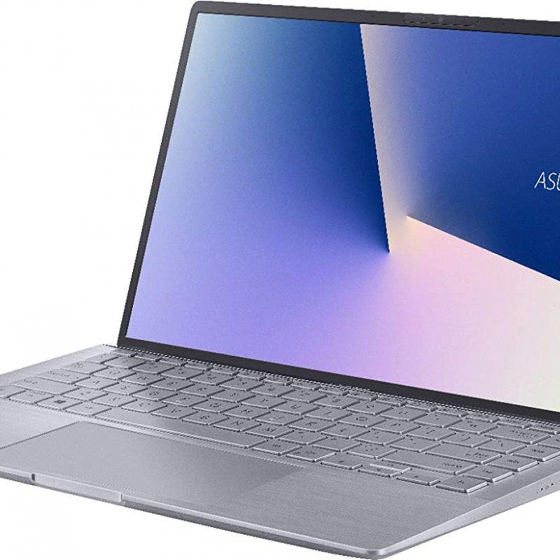 ASUS Zenbook Q407IQ-BR5N4, AMD Ryzen 5 4500U Processor, NVIDIA GeForce MX350-2 GB, Ram 8 gb, SSD 256 GB, Light Gray Win 10-64 Bit,