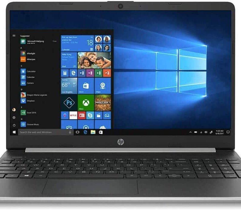 HP Laptop 15-DY1076, Intel Core I5 -1035 G1, Ram 8gb, SSD 256 GB, 15.6 HD LED Display (220nits), Windows 10.