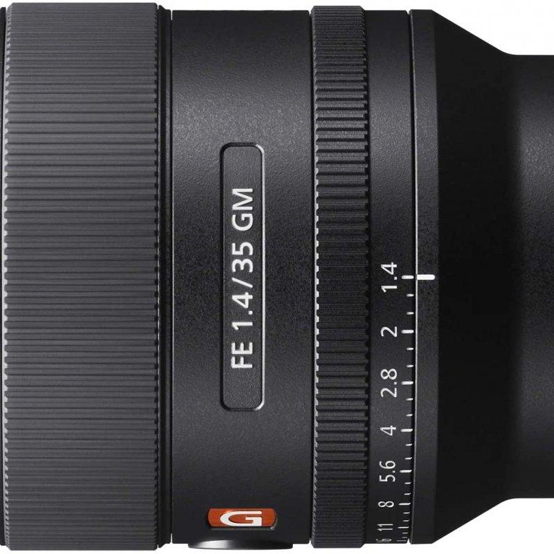 Sony FE 35mm F1.4 GM Full-Frame Large-Aperture Wide Angle G Master Lens