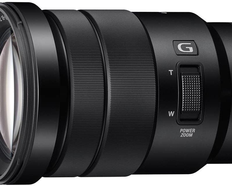 Sony EPZ 18-105mm F4 G OSS