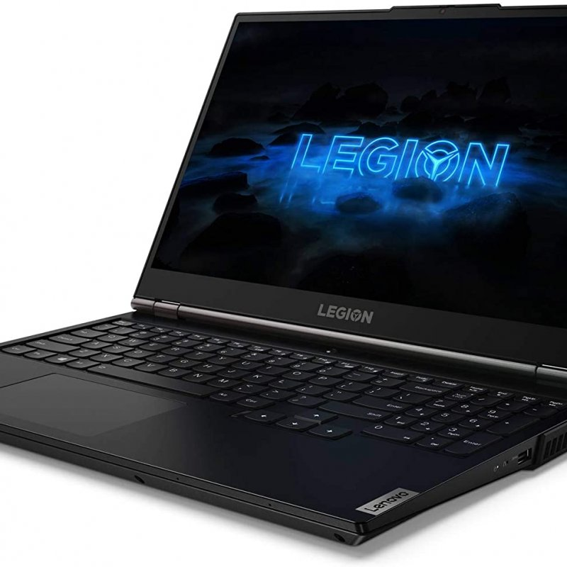 Lenovo Legion 5 Gaming and Business Laptop (15IMH05H) Intel Core i7-10750H 6-Core, Ram 16GB, SSD 512GB PCIe, NVIDIA Geforce RTX 2060-6GB, 15.6