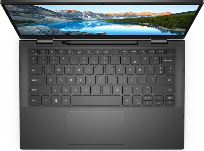 Dell İnspiron 13- 7000 Series 2-in 1 (Model 7306), Intel Core i7-1165 G7 Prosessor, 13,3 UHD Touch Display with Webcam, SSD 512gb + 32gb Optane, Ram 16gb, Intel Irs XE Graphics, Windows 10.