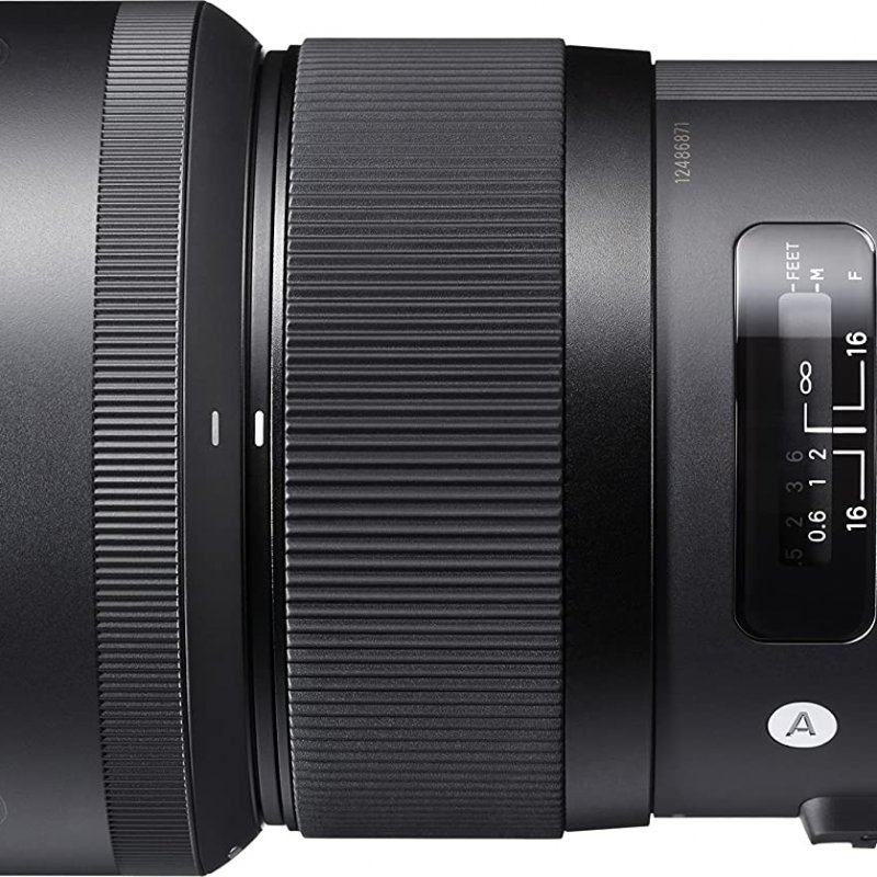 Sigma 35mm F1.3 Art DG HSM for Canon