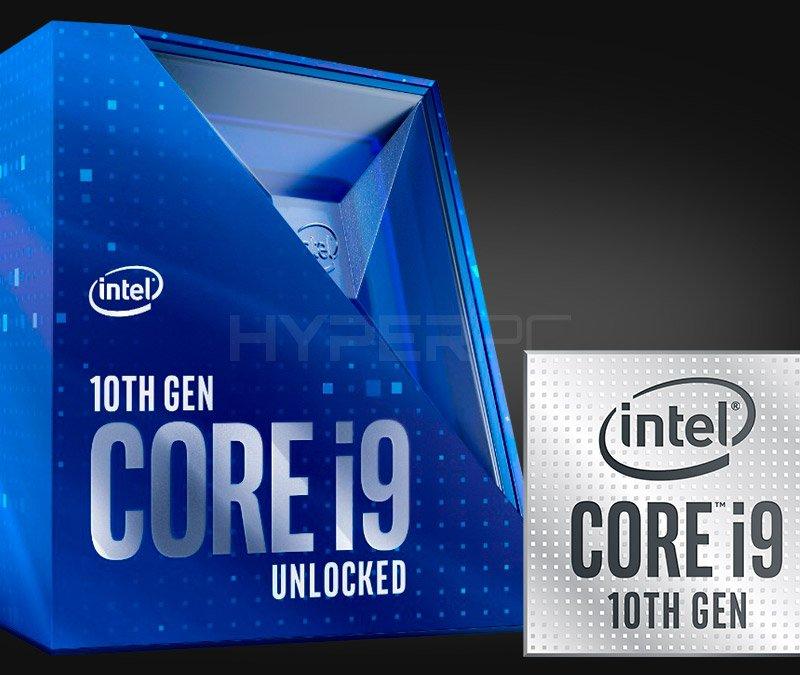 Intel® Core™ i9-10900K Processor (20M Cache, up to 5.30 GHz)