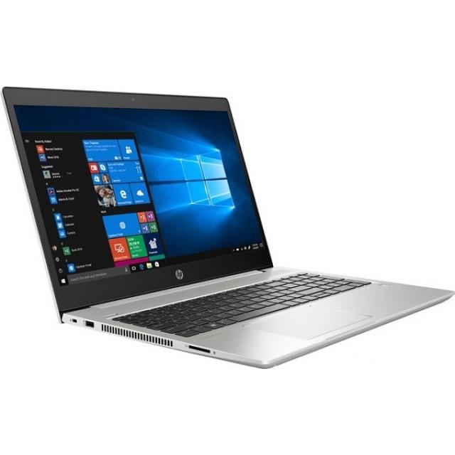 HP ProBook 450 G7, Intel Core i7-10510U, RAM 8GB DDR4 2666, SSD 512GB PCIe NVMe Value, 15.6 FHD AG UWVA 250 HD, Silver Aluminum