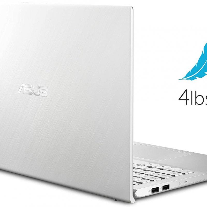 ASUS VivoBook S512, Intel Core i7-10510U CPU, RAM 8GB, SSD 512 GB, NVIDIA GeForce MX250 - 2 GB, 15.6