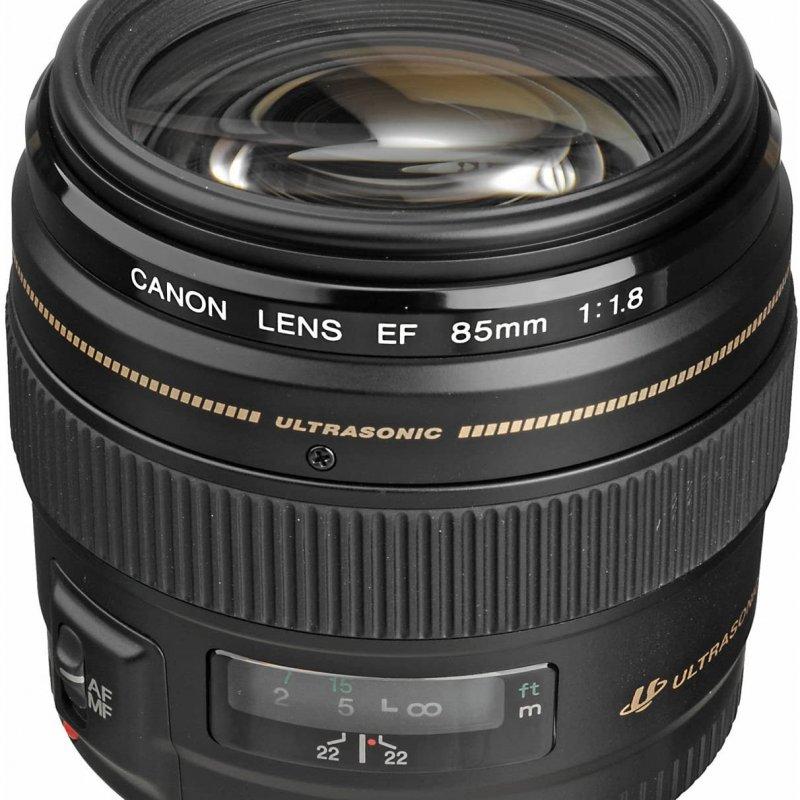 Canon EF 85mm f/1.8 USM ULTRASONIC